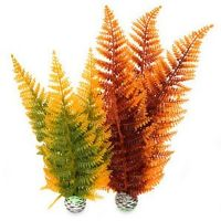 BiOrb Medium Autumn Fern Easy Plant Pack of 2 Fish Aquarium Artificial Plant